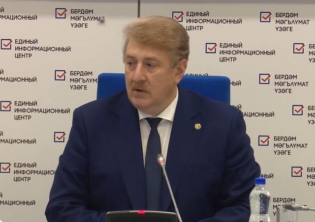 В Татарстане начался второй день голосования на выборах депутатов Госдумы