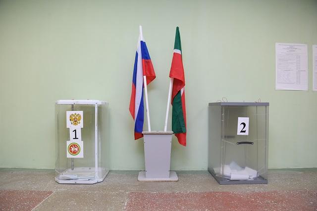 Третий день выборов: явка в Татарстане на 10:00 составила 60,5%