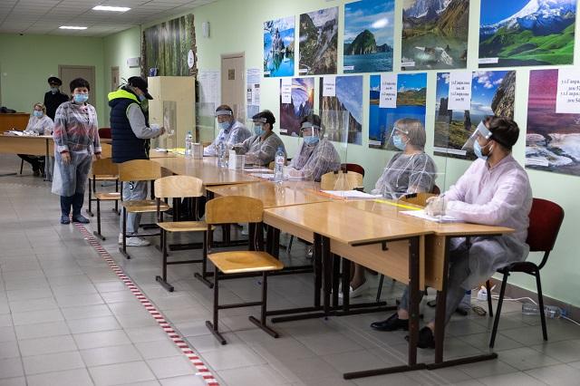 К полудню явка на выборы в Татарстане превысила 65%