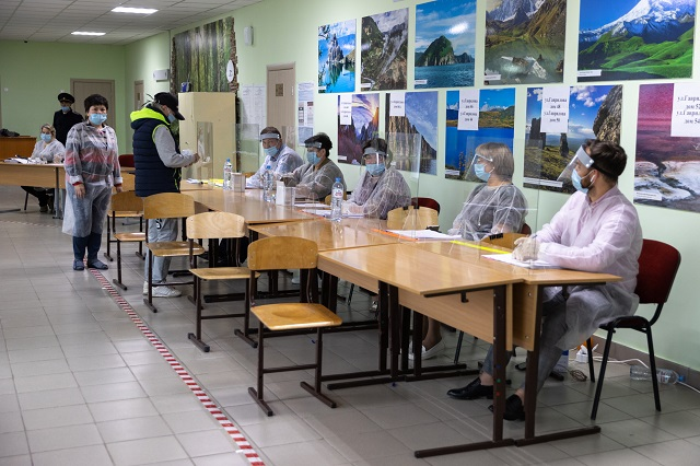 Татарстанда төшкә кадәр сайлаучылар саны 65% тәшкил итә