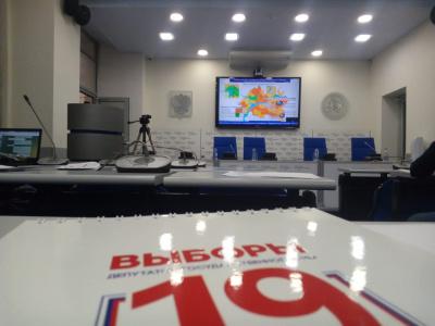 Предварительные итоги: «Единая Россия» победила на выборах в Госдуму в РТ