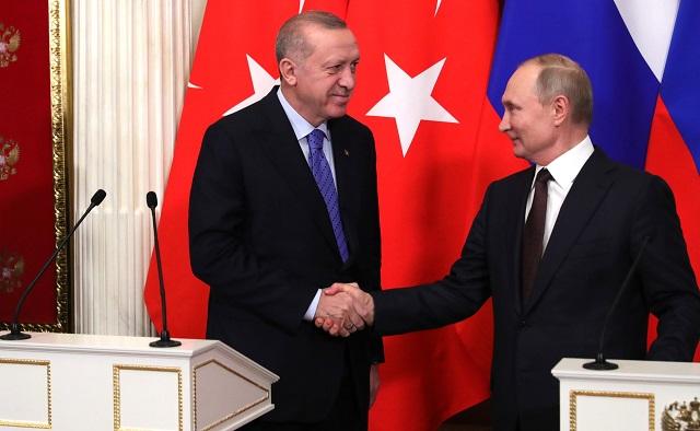 Песков рассказал о готовящемся визите президента Турции в Россию