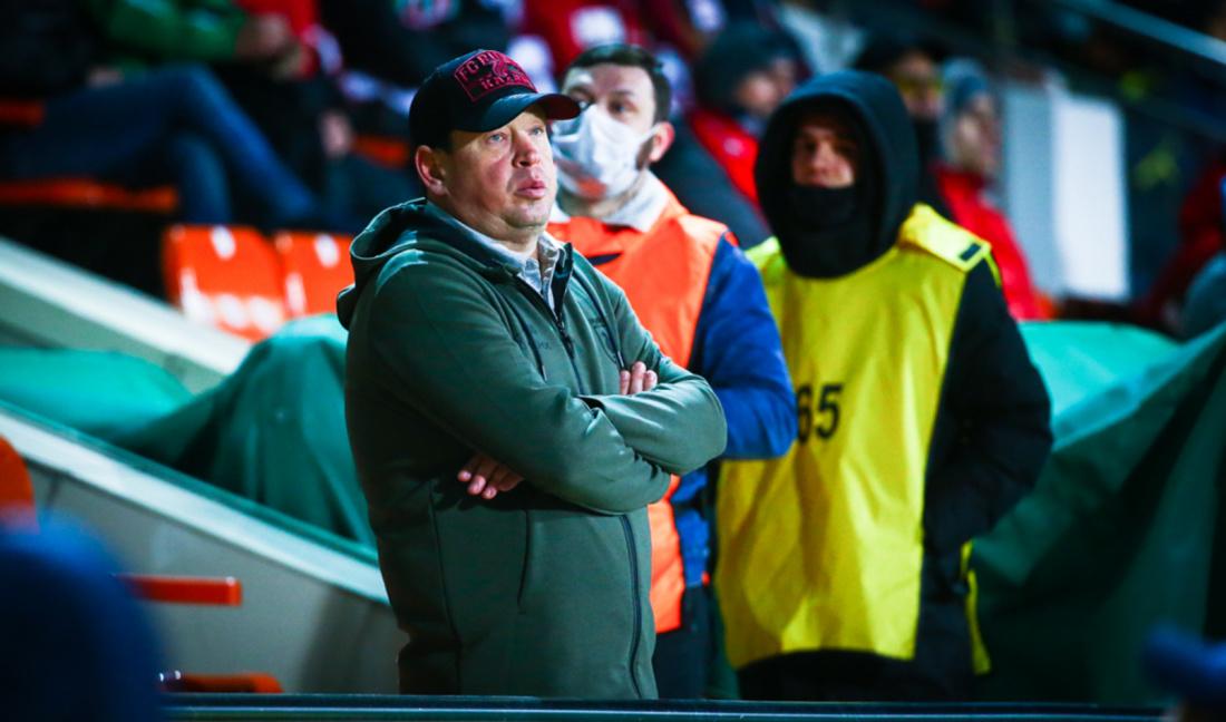 «Профнепригоден»: Слуцкий обрушился с критикой на арбитра матча «Рубина» - «Зенит»