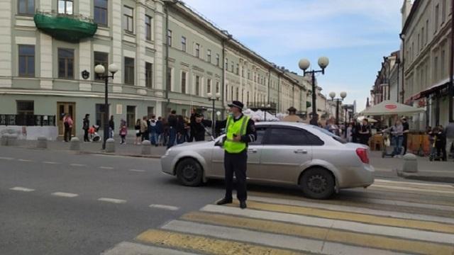 Госавтоинспекция Казани анонсировала рейд «Уступи дорогу»