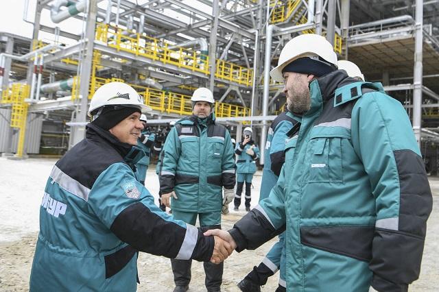 СИБУР заключил с Татарстаном соглашение о сотрудничестве