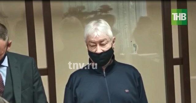 Экс-главе «Татфондбанка» Роберту Мусину начали оглашать приговор в Казани - видео