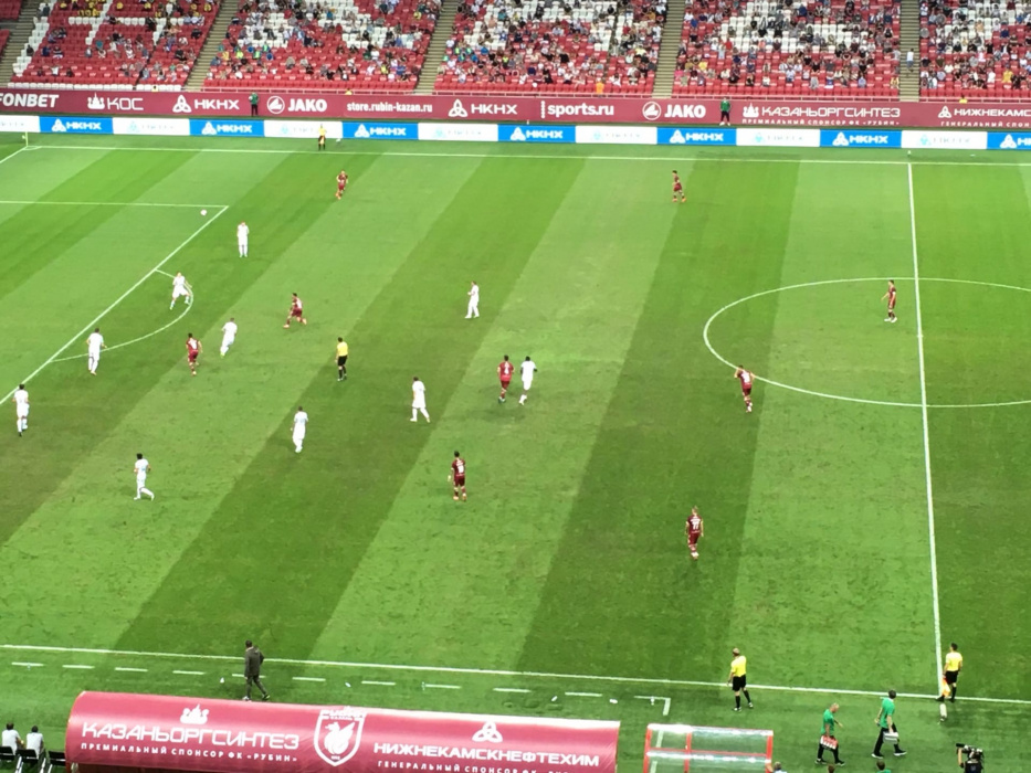 Россия – Словакия: началась продажа билетов, 13 500 зрителей смогут посетить матч в Казани