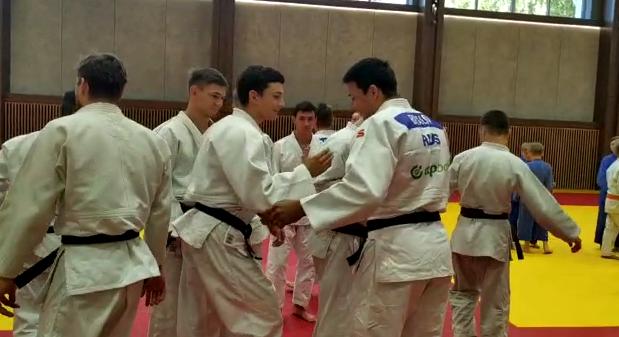 Дзюдо буенча Россия чемпионы исемен Нияз Билалов ничек яулый алган?