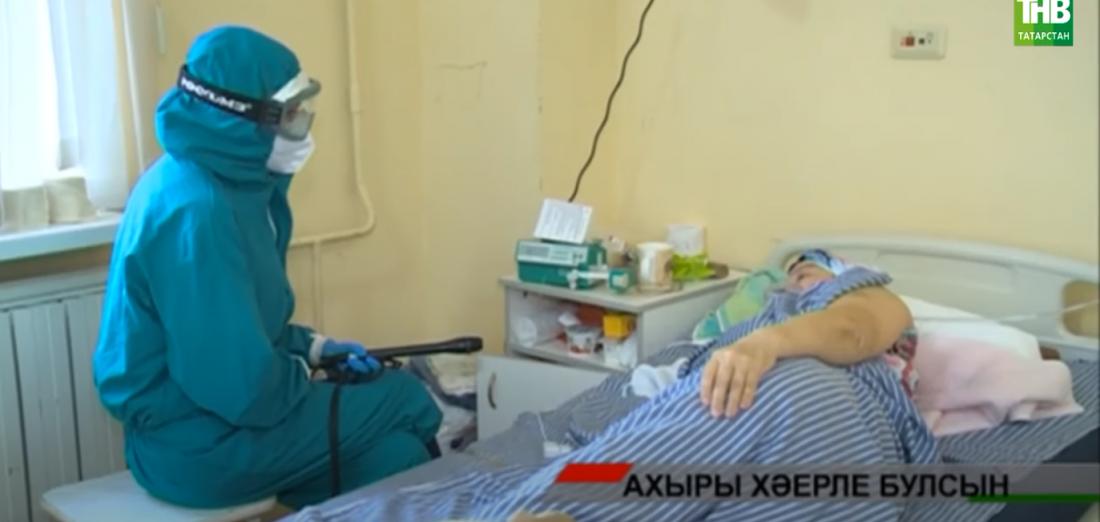 Оператив штаб Татарстанда чикләүләр кертү мөмкинлеген караячак