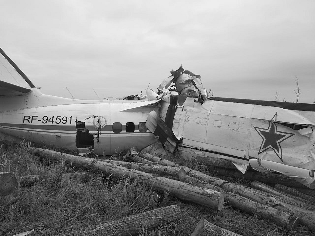 Семьям погибших при крушении самолета под Мензелинском выплатят по 1 млн рублей
