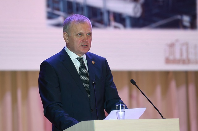 Глава Бавлинского района Татарстана Рамиль Гатиятуллин ушел с поста