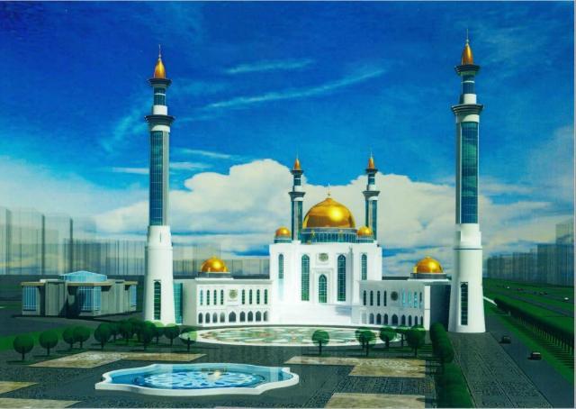 Фонд Шаймиева пожертвовал на строительство мечети в Челнах 5 млн рублей
