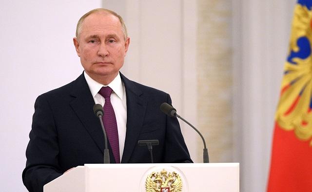 Путин ответил на вопрос об участии в президентских выборах в 2024 году