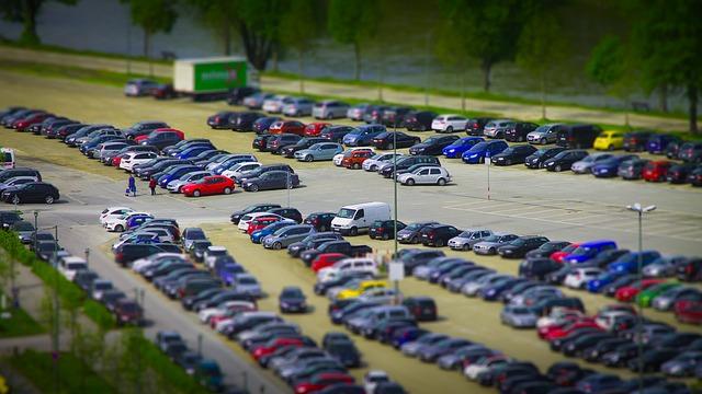 В Кировском районе Казани может появиться парковка площадью 1 588 «квадратов»